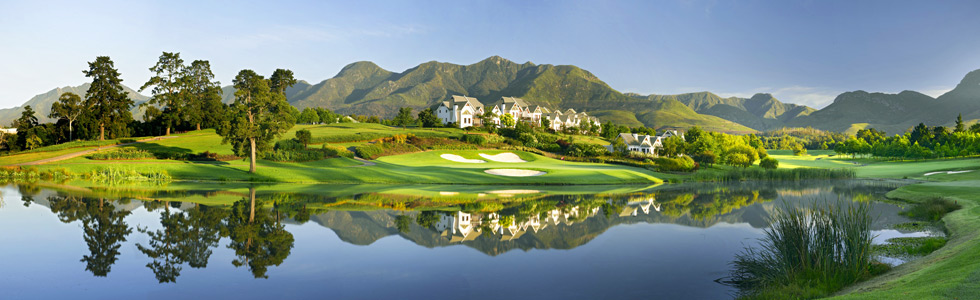 Golfbana i montagu under long stay golf sydafrika | Sunbirdie