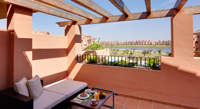 Sunbirdie Mar Menor Longstay Terrass