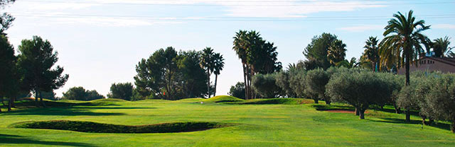 Club de Golf Costa Dorada med Sunbirdie