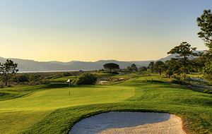 Long stay golf Portugal, Troia