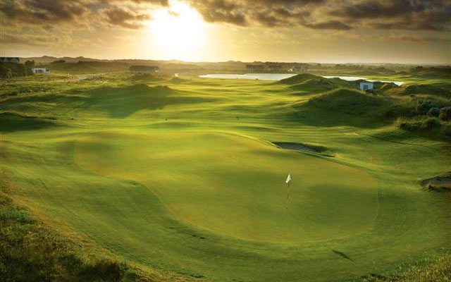 golfbana i Cape St. Francis under long  stay golf sydafrika | Sunbirdie