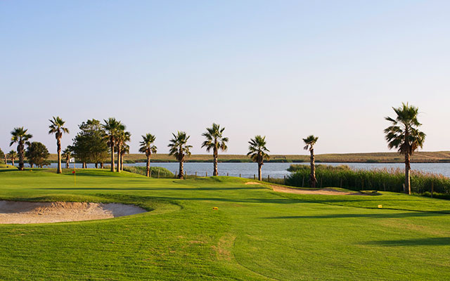 Golf i Algarve, Portimao, Portugal
