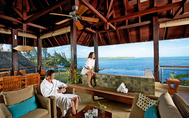 Mid stay golfresor till Grand Baie, Mauritius