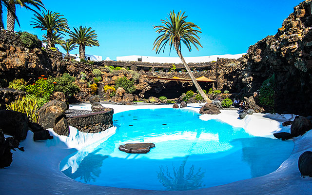 Long stay golf i Lanzarote, Spanien